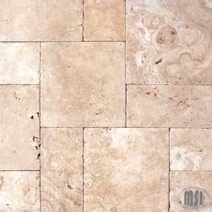 Coliseum Travertine Pavers floor-tiles