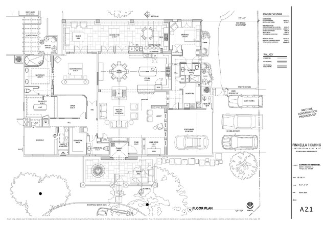 [Lopercio Residence]  Tempe, AZ traditional-floor-plan