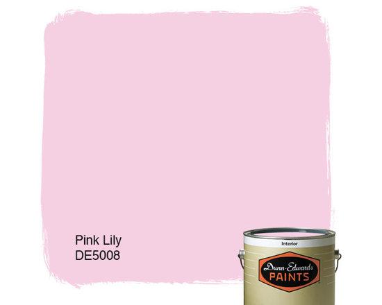 Dunn-Edwards Paints Pink Lily DE5008 -