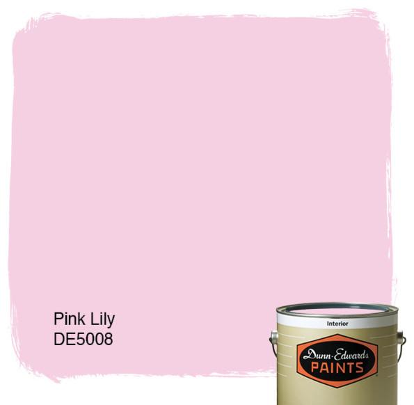 Dunn Edwards Paints Paint Colors Walls Floating Lily Pad: Dunn-Edwards Paints Pink Lily DE5008