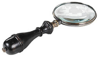 Oxford Magnifying Glass beach-style-home-decor
