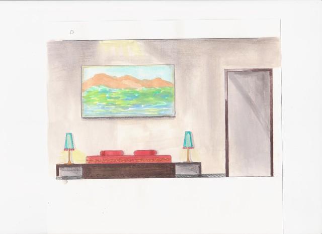 Color schemes contemporary