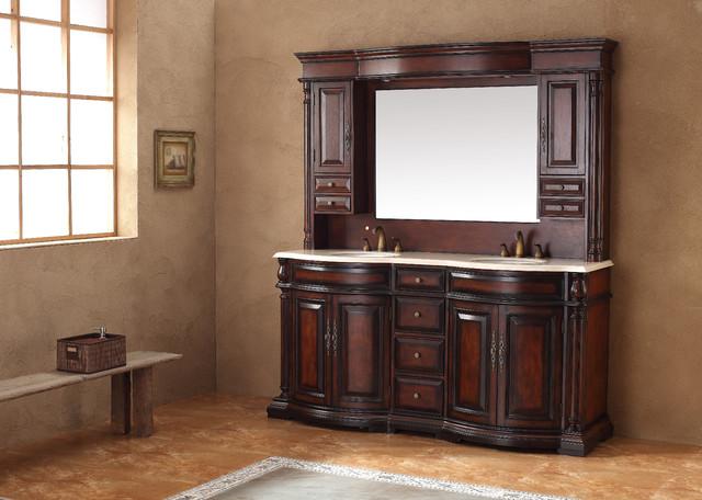 72 tolka double sink bathroom vanity traditional