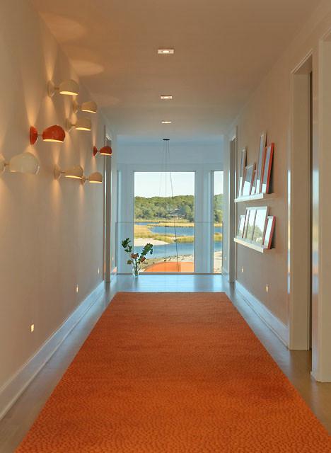 David Howell Design modern-hall