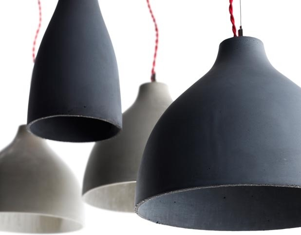 Heavy Lights Pendants modern-pendant-lighting