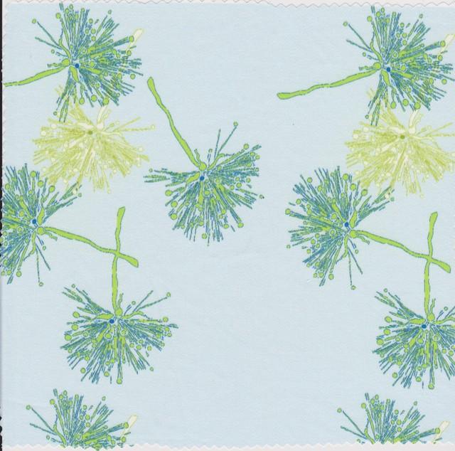 Pods Organic Cotton Sateen - Yardage upholstery-fabric