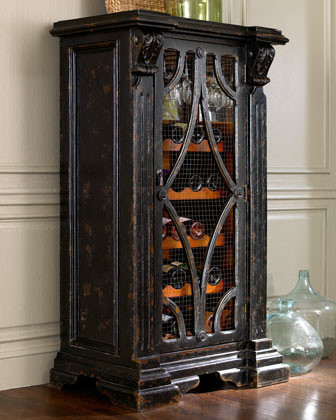 Niko Wine Cabinet traditional wine racks