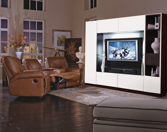 Bruno Entertainment Wall Unit - modern - furniture - new york - by ...