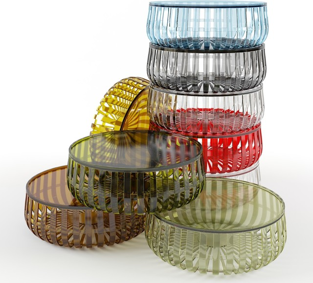 Kartell Panier - Modern - Coffee Tables - san francisco - by Stardust ...