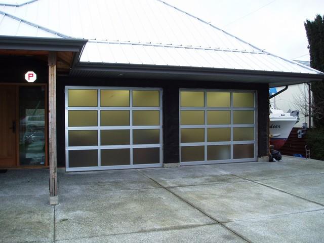 modern classic garage door modern garage doors and