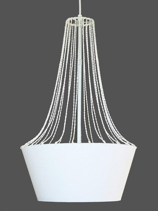 Spring - New pendant light fixture from Studio Jota.