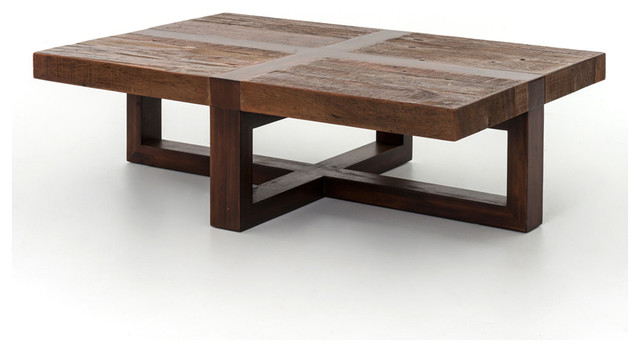 Bryan Coffee Table rustic-coffee-tables
