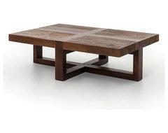 Bryan Coffee Table rustic-coffee-tables
