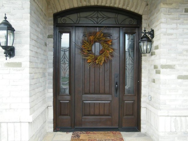 Rustic Collection Rustic Front Doors Toronto By