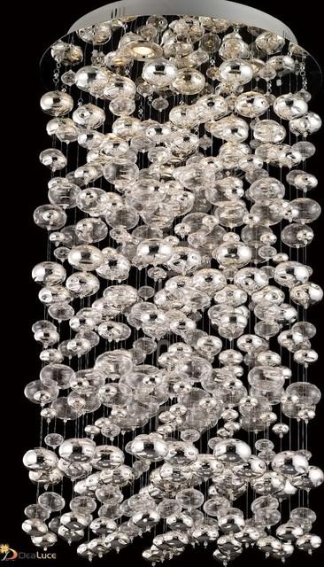 Bollicina Hybrid Bubbles Pendant modern