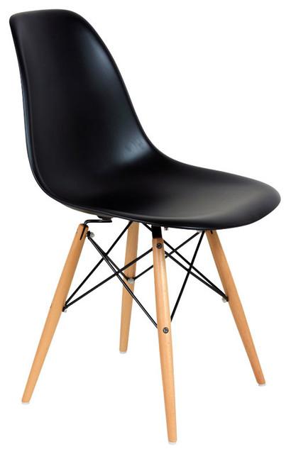 The Mid-Century Eiffel Dining Chair