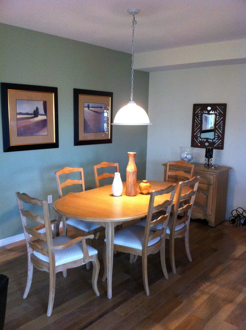 Light Fixture For The Dining Room
