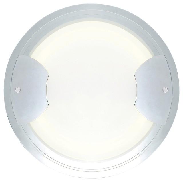 Eglo 90668A Aniko Contemporary Flush Mount Ceiling Light Contemporary Flu