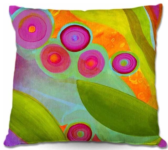 Pillow Linen - Jacaranda contemporary-decorative-pillows