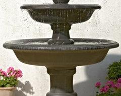 Belvedere Garden Fountain outdoor-fountains