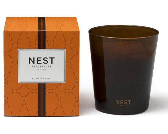 Nest Fragrances Pumpkin Chai Scented Classic Candle -