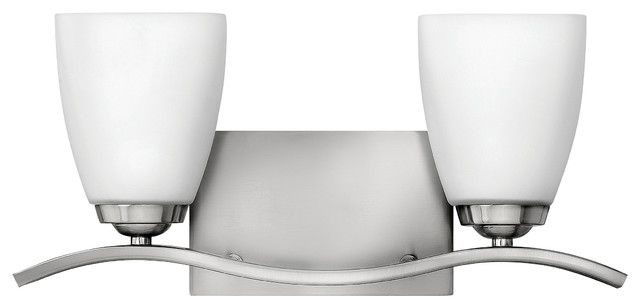 Josie 5375BN Bath Wall Sconce by Hinkley contemporary bathroom lighting and vanity lighting