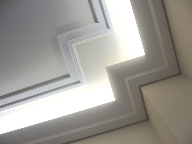 Uplighting Coving contemporary-ceiling-lighting