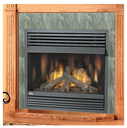 gvf42n napoleon vent free gas fireplace gas