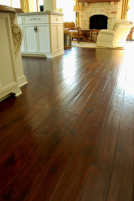 French oak footworn texture antique seal brown for Hardwood floors nashville