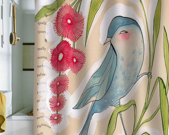 DENY Designs Cori Dantini Mister Shower Curtain