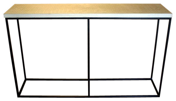 James De Wulf - Simple London Console Table modern-side-tables-and-end-tables