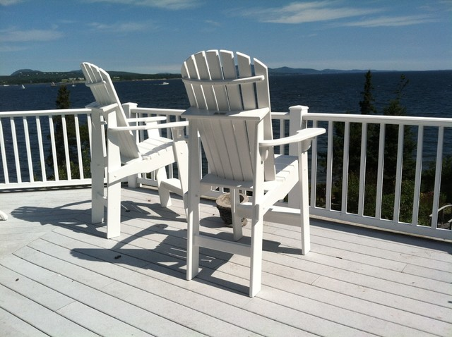 Tall Adirondack chairs Traditional Adirondack Chairs other metro by F