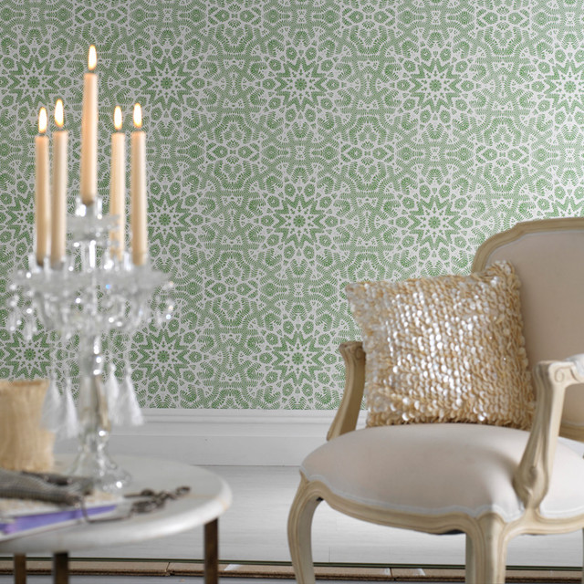 Graham & Brown - Fracto Wallpaper modern wallpaper