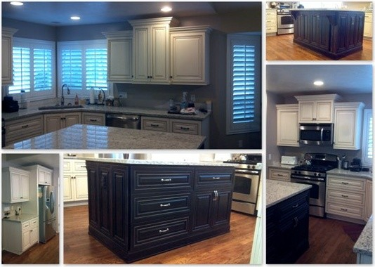 Classic and Vintage Kitchen kitchen-cabinetry
