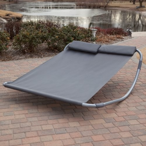 Realever Maya Double Sun Lounger Hammock Bed contemporary hammocks