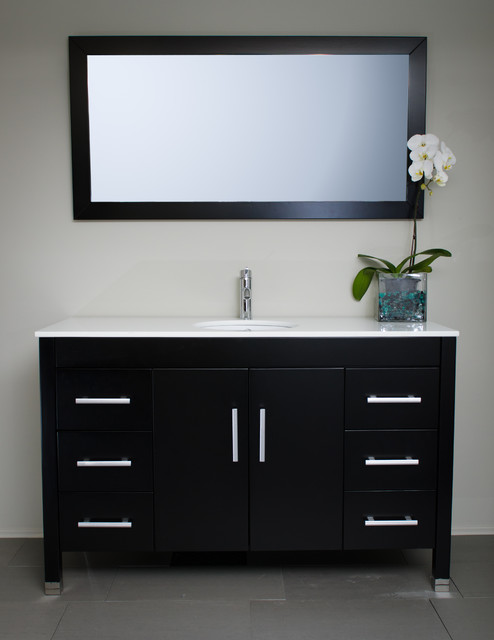 modernbathrooms.ca Vanity Style 2055 - modern - bathroom vanities ...