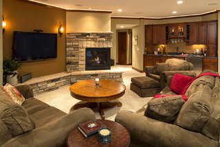 Basement Renovation Ideas That Won T Break The Bank Home