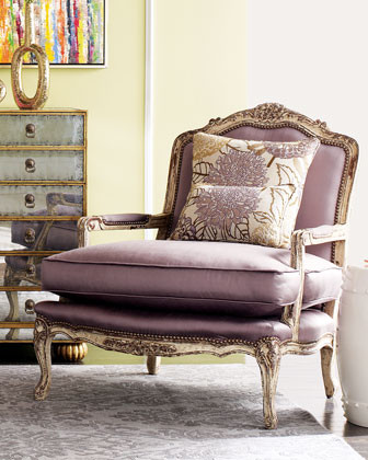 """Olivia"" Chair traditional-armchairs-and-accent-chairs"