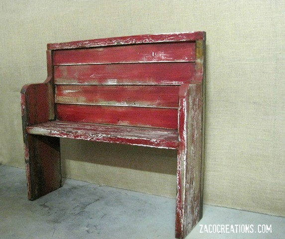 Reclaimed Wood Furniture Decor By Zaco Creations