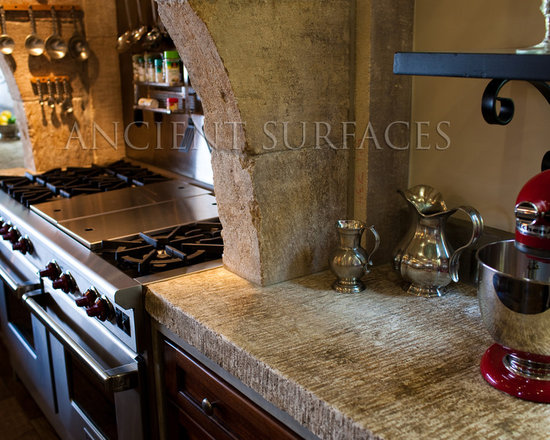 Antique Thick Countertop Stone Slabs