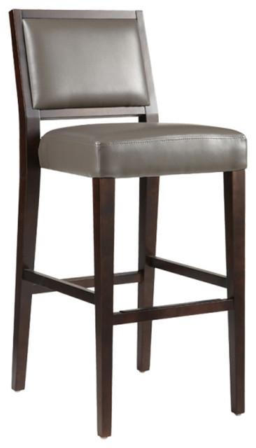 Citizen Barstool Grey Contemporary Bar Stools And  : contemporary bar stools and counter stools from www.houzz.com size 366 x 640 jpeg 32kB