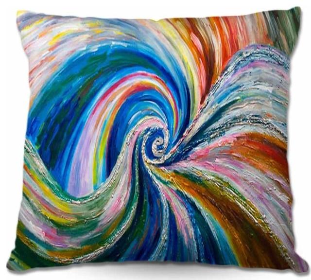 Pillow Linen - Spiral contemporary-sofas