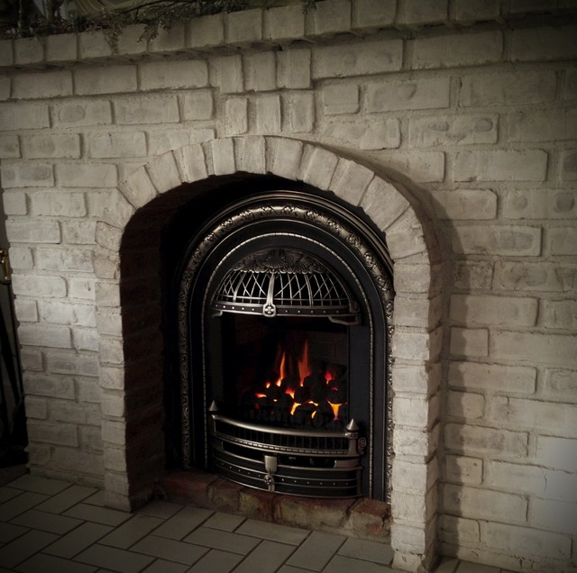 Valor Windsor Arch Gas Fireplace Insert Sold And Installed