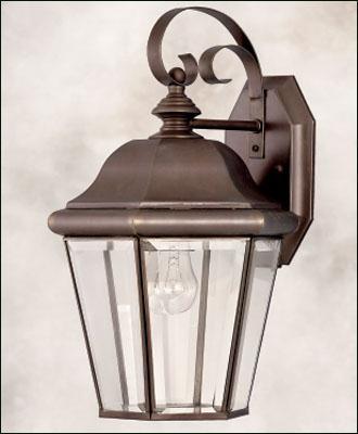 Clifton Park Side Mount modern-outdoor-lighting