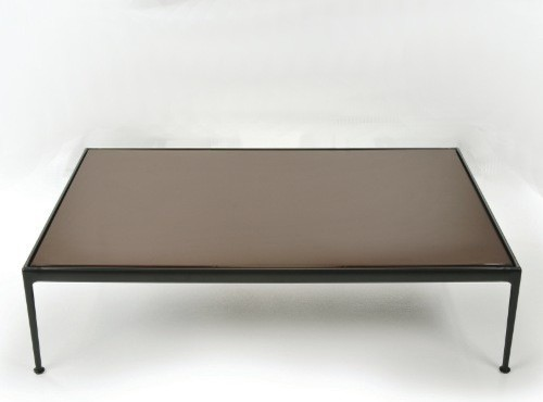 1966 Collection 60 Inch Square Coffee Table Richard Schultz Modern