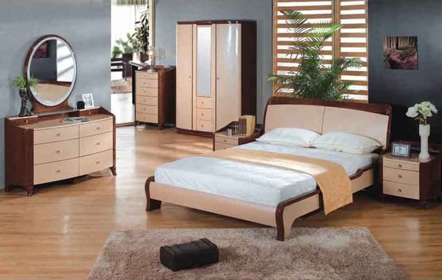 Stylish Wood High End Modern Furniture With Extra Storage