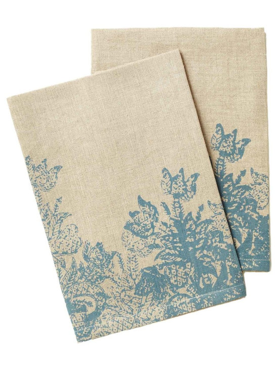 Azure Guest Towels -