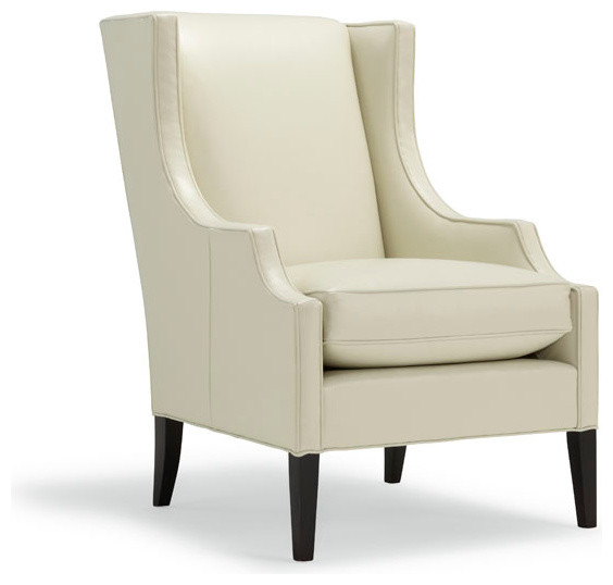 Colin Chair Modern Armchairs And Accent Chairs Other Metro By Mitchel