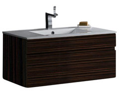 VIGO VG09008109K1 Single Bathroom Vanity traditional bathroom vanities and sink consoles