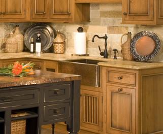 Fortini Home Showroom kitchen